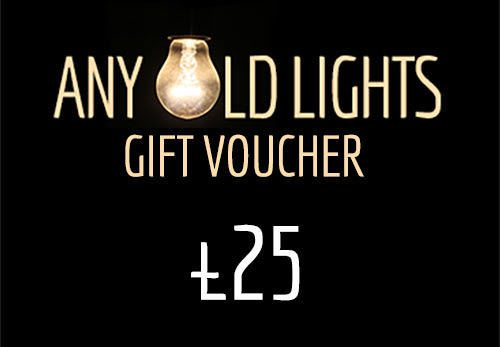 Any Old Lights Launch Gift Vouchers